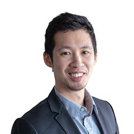 Tom Wang Headshot