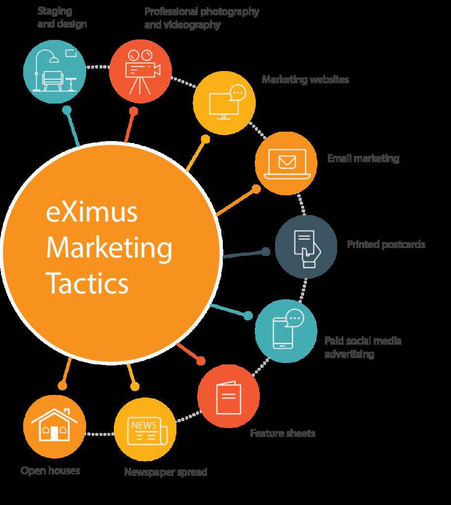 Eximus Real Estate Team Marketing